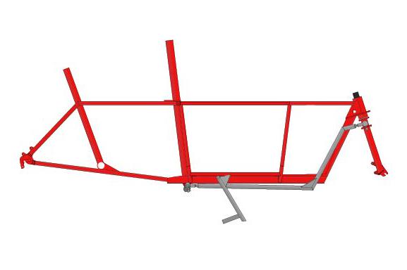 Duna Teleporter Cargo Frame