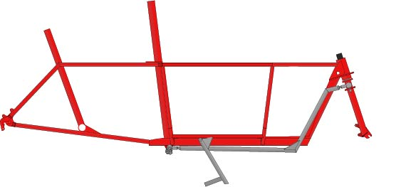 Duna Teleporter Frame Set
