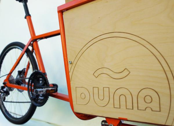 Duna Teleporter Cargo Bike