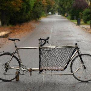 Road Cargo Bike